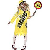 Zombie Lollipop Lady - Adult Costume 18+