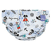 Bambino Mio Swim Nappy (Large Pirates Bay 9-12kg)