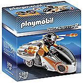 Playmobil Spy Team Skybike