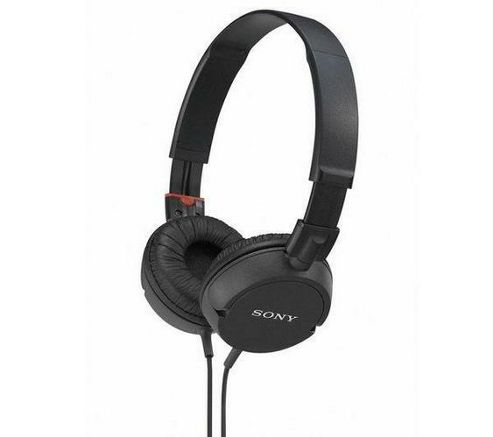 Sony Entry Monitor Style Headphones for Outdoor Wear - Black