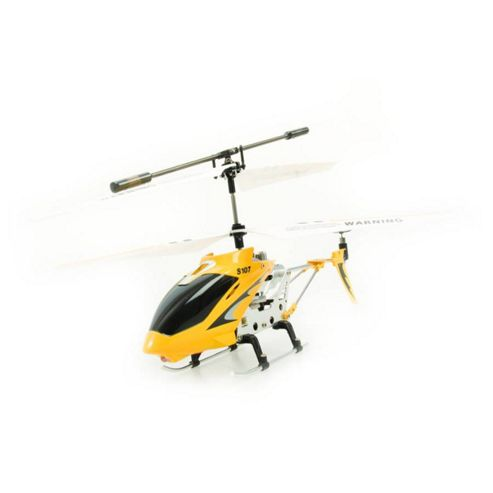 3Ch IR Remote Control Mini Micro Helicopter with Gyro
