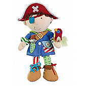 Dress Up Pirate Doll