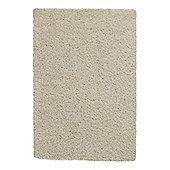 Think Rugs Vista Cream and Light Beige Turkey Rug - 340cm L x 240cm W (11 ft 2 in x 7 ft 10.5 in)
