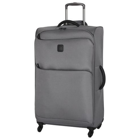 buy it luggage megalite 4 wheel suitcase griffin large. Black Bedroom Furniture Sets. Home Design Ideas