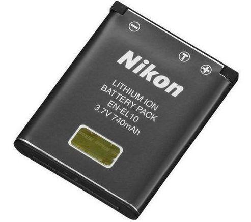 Nikon En-El10 Coolpix Lithium-ion Battery