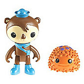 Octonauts Figure & Creature Pack Shellington