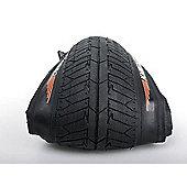 "KHE Folding BMX Tyre Premium MAC1.5 Park 20"" x 1.9 - Black"