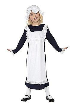 Smiffy's - Victorian Poor Girl - Child Costume 7-9 years
