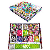 Loom Twister Kit - 10000 Loom Bands Gift Set