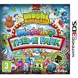 Moshi Monsters - Moshlings Theme Park (3DS)