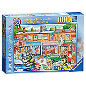 Ravensburger Best of British - Knotworth Bothrynwithe High Street, 1000 Piece Puzzle