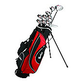 Confidence Golf Esp All Graphite Golf Clubs Set Mrh