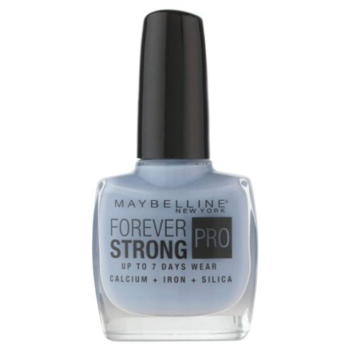 Maybelline Nail Forever Strong Porc Ceramic Blue 611