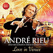 André Rieu - Love In Venice (2CD
