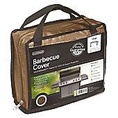 Gardman Premium Brown Large Barbecue Cover