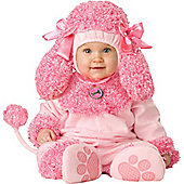 Precious Poodle - Baby Costume 6-12 months