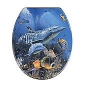 Wenko Sea Life Toilet Seat