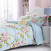 Canterbury Double Duvet Set - Multi