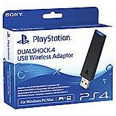 PS4 Dualshock USB Wireless Adaptor
