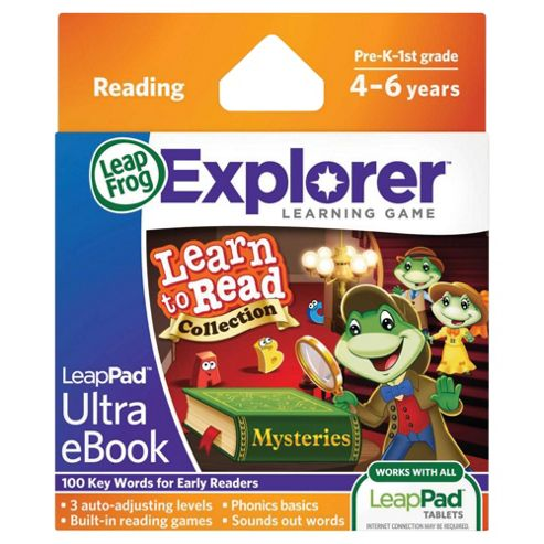 Lf Leappad Learn To Read Series 3 Ultra E Book