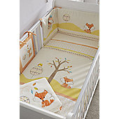 Tutti Bambini Woodland Walk 7 piece Nursery Bedding Set