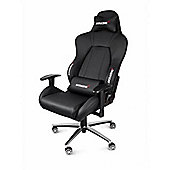 AK Racing Premium V2 Gaming Chair Black & Black