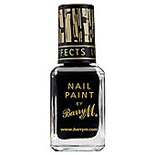 Barry M Nail Paint 311 - Instant Nail Effects Black Magic
