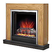 Devonshire 2kW Electric Fireplace