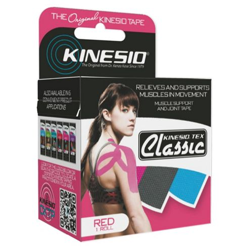 Kinesio tapes Red single roll
