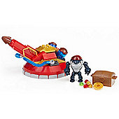 Mega Bloks Skylanders Giants Turret Air Raid