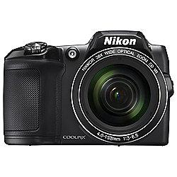 Nikon Coolpix L840 Digital Bridge Camera, BLACK