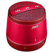 HMDX Jam Touch Bluetooth Wireless Speaker (Red)