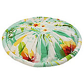 Malagoon Pacific Flower Pouf