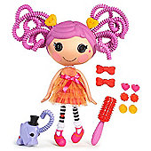 Lalaloopsy Silly Hair Doll - Peanut Big Top
