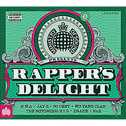 Ministry Of Sound - Rappers Delight (3CD)