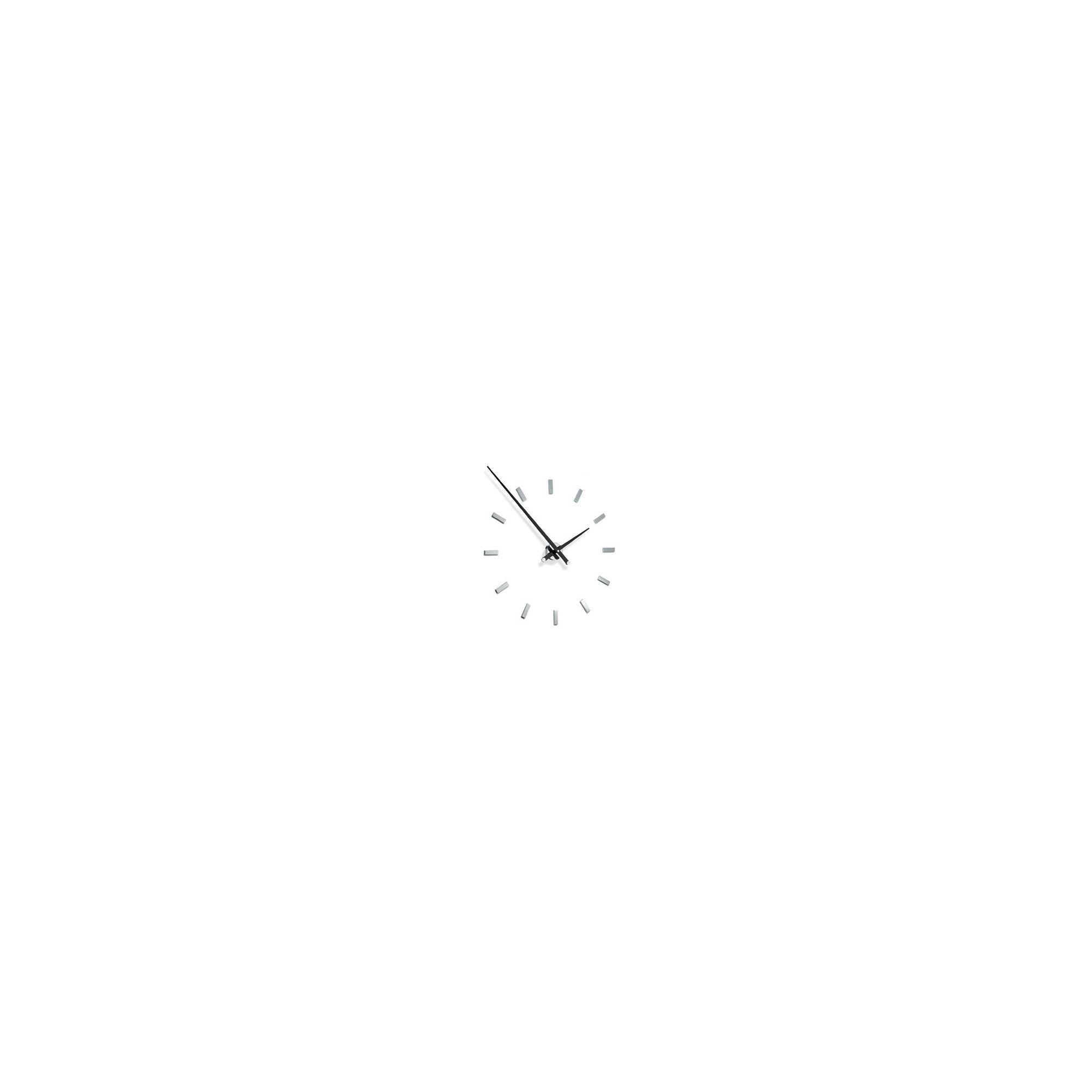 NOMON Tacón 12 L Clock - Black Lacquered at Tesco Direct