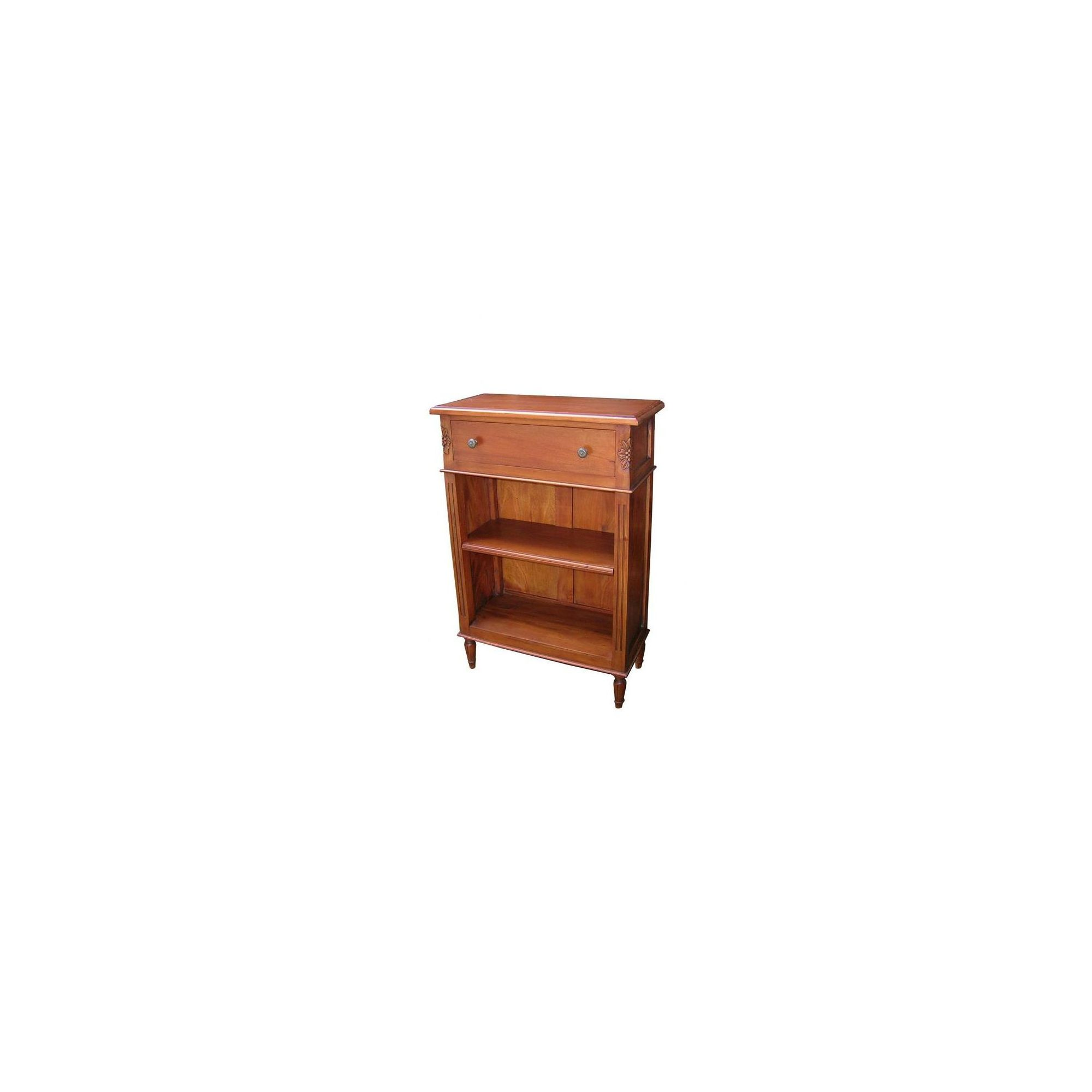 Lock stock and barrel Mahogany Dwarfe Bookcase in Mahogany at Tesco Direct