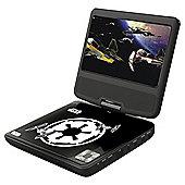 Lexibook Star Wars 7 Inch Portable DVD Player