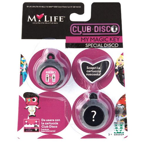 My Life Club Disco My Magic Keys