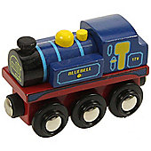 Bigjigs Rail BJT423 Heritage Collection Bluebell