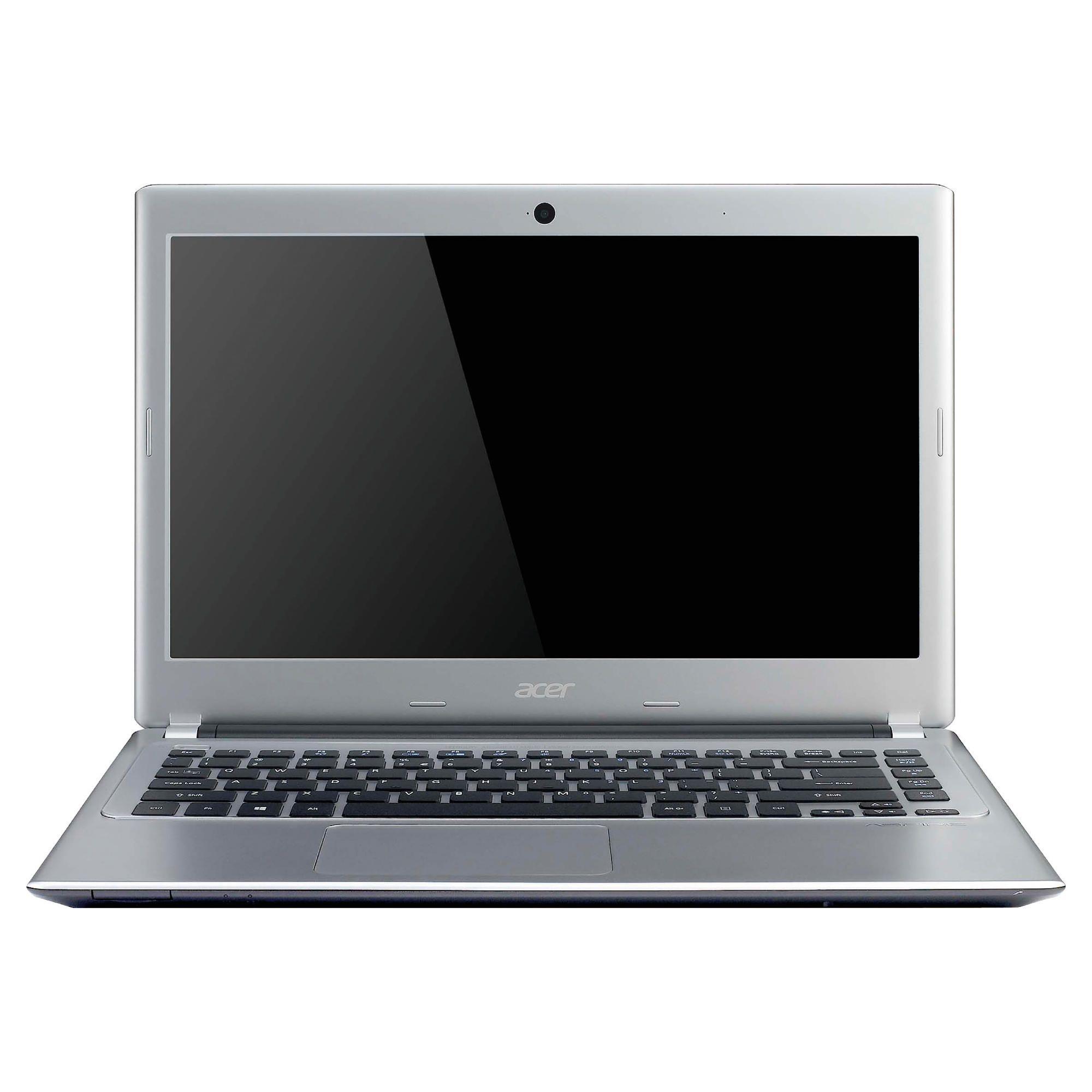 Acer V5 471 Intel Ci3-2365 6GB 500GB 14'' Win 8, Silver at Tescos Direct