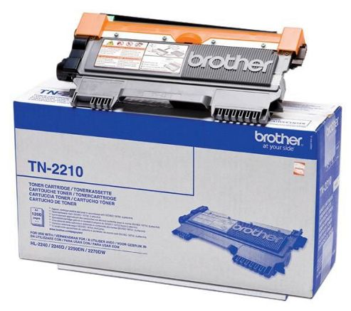 Brother TN2210 Toner Cartridge - Black