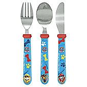 Paw Patrol cutlery set