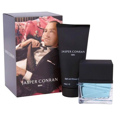 Jasper Conran Male 40ml Eau de Toilette Gift Set