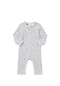 Pumpkin Patch Safari Animal Print All In One - Grey