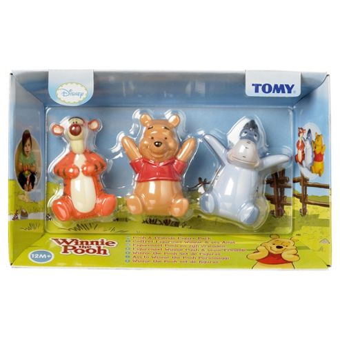 Pooh & Friends Figures Pack
