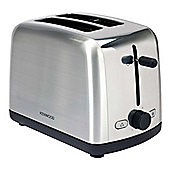 Kenwood Scene TTM440 2 Slice Toaster - Brushed Stainless Steel