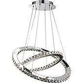 Home Essence Marylyn 60 Light Pendant
