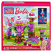 Megabloks Barbie Fairy Treehouse Playset