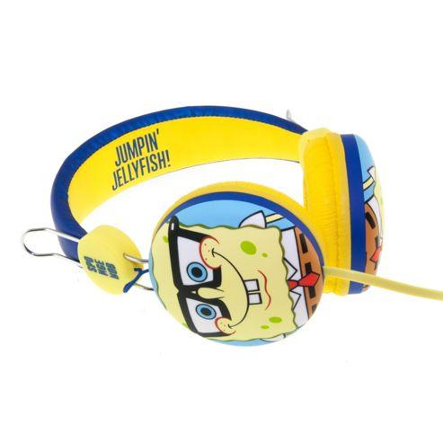 Spongebob Geek Bob Headphones